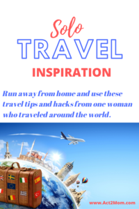 solo travel inspiration